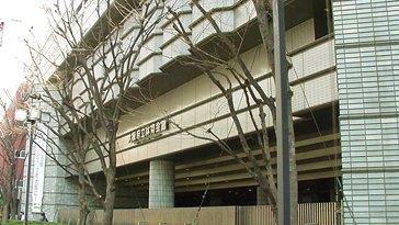 Gimnasio de la Prefectura de Osaka, sede del Haru Basho