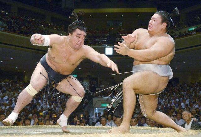 Harumafuji Takanoiwa
