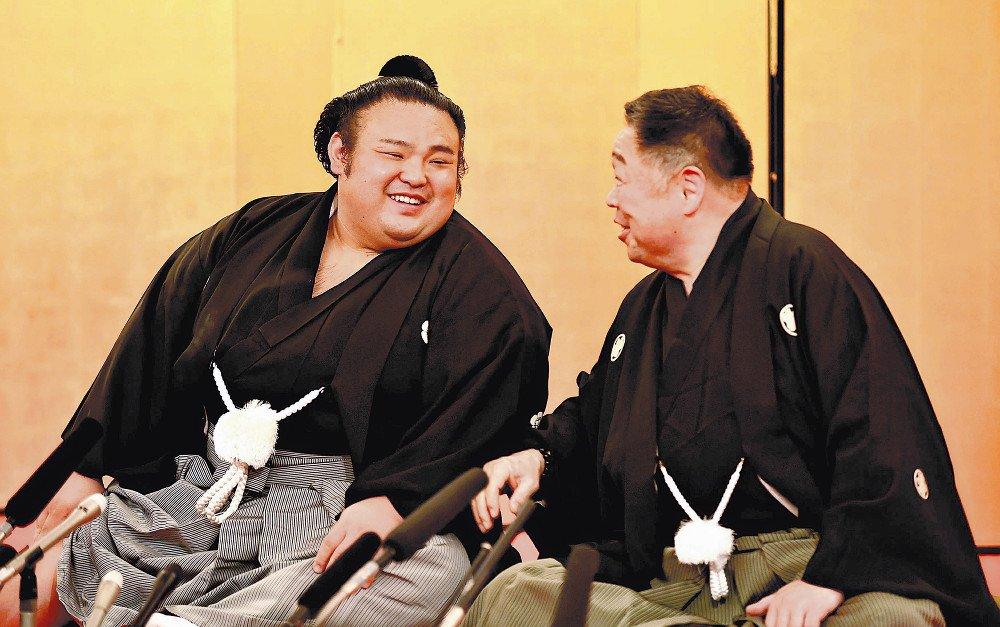 Natsu 2019, día 7 - El Ozeki Takakeisho se reincoporará al torneo