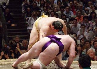 Endo vs Tochinoshin