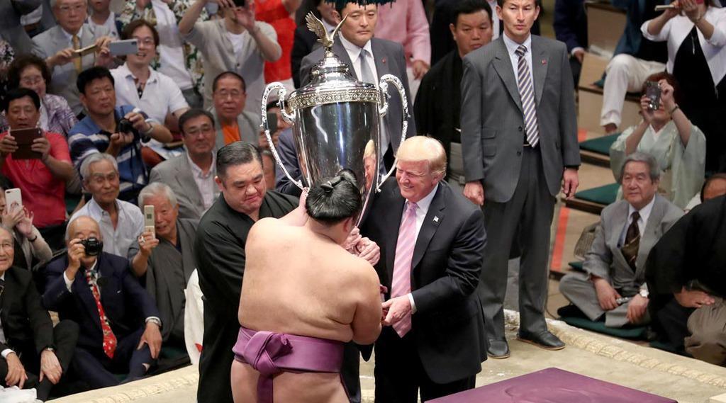 Natsu 2019, día 15 - Asanoyama levanta su primera Copa del Emperador