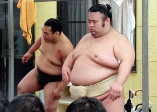 Takakeisho out Nagoya