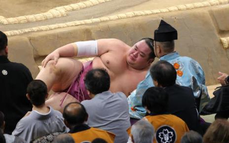Tomokaze Injury