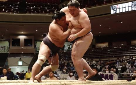 Myogiryu vs Ichonojo