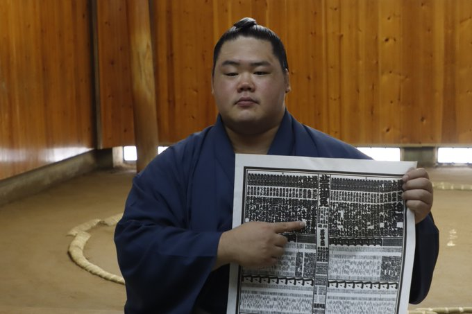Sekiwake Meisei