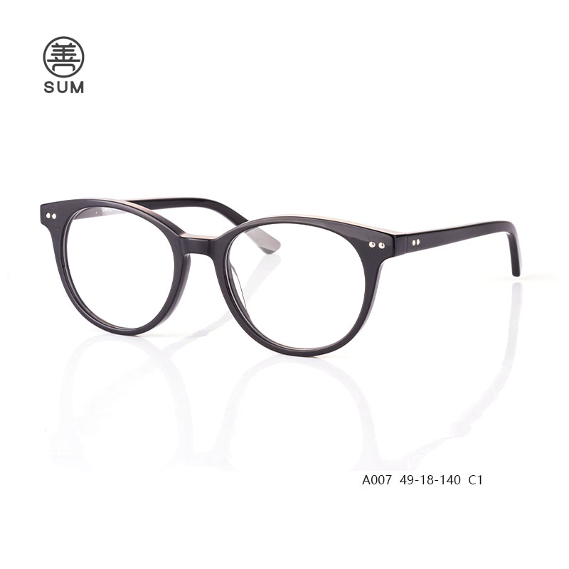 Acetate Eyeglasses For Men A007 C1