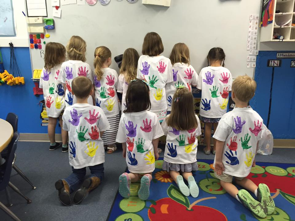 Hand Print Shirts