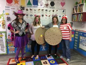 Dress Up Like Your Favorite Character Book Day