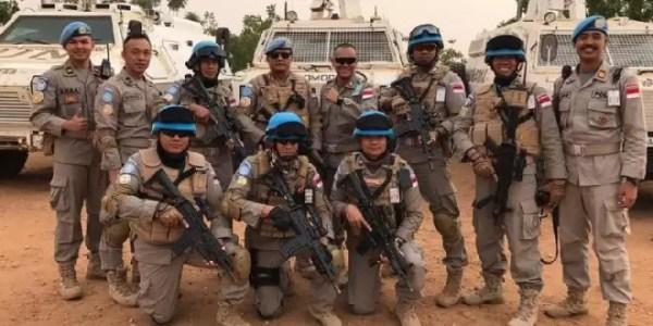 Inilah Misi Mulia FPU Indonesia di Sudan – Sumsel Update