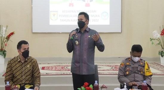 Jelang PTM, Pemkab Sergai Gelar Simulasi 6-8 September di 3 Kecamatan