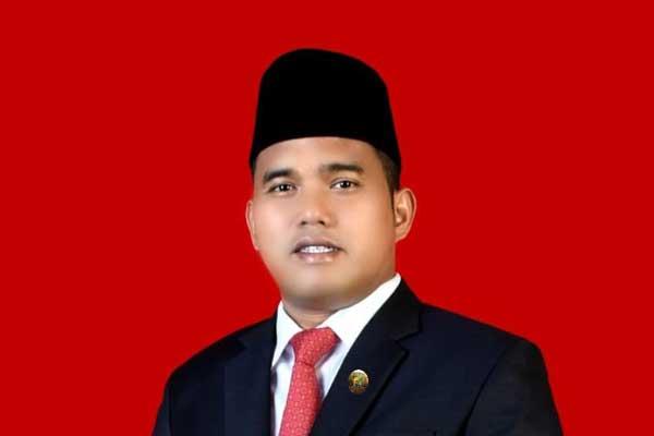 Ilham Ritonga, Anggota DPRD Sergai dari Fraksi Gerindra Komisi D.