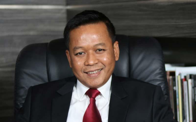 Rektor USU terpilih, Dr Muryanto Amin.