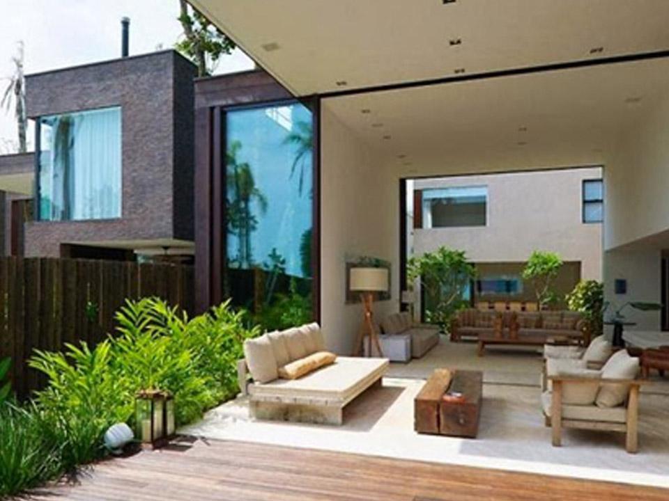 50 Dekorasi Teras Di Belakang Rumah Minimalis Nyaman