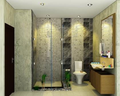 50 Design Kamar Mandi Hotel Minimalis Terbaru RUMAH IMPIAN