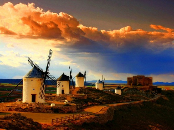Consuegra Spain Photo On Sunsurfer