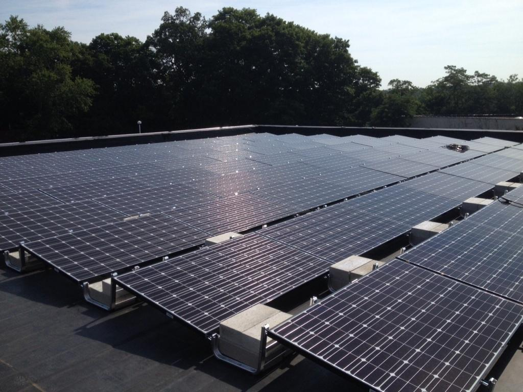 Multi-Array-Solar Panel Installer -New-Haven-CT