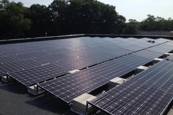 Multi-Array-Solar Panel Installer -New-Haven-CT