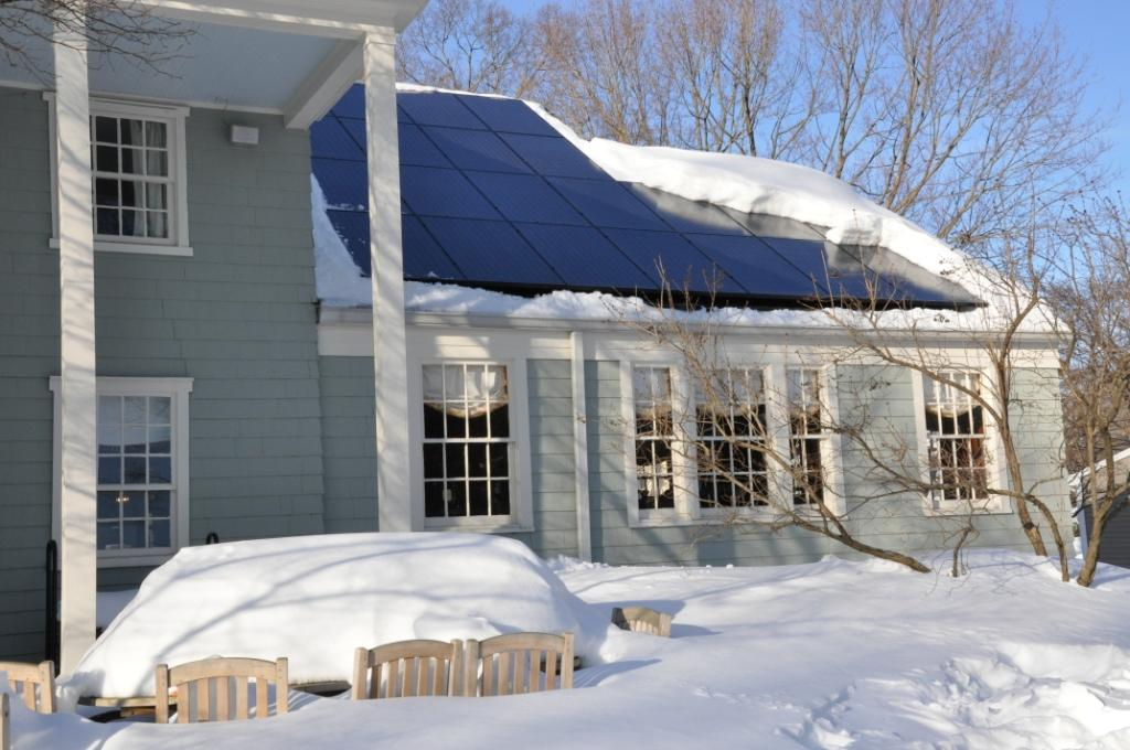 Home Solar Energy System Installer Fairfield, CT