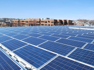 Commercial-Solar-installtion New Haven, Ct