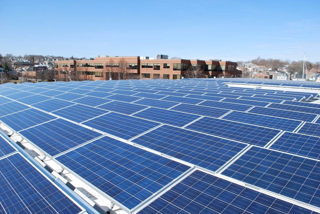 Commercial-Solar-installtion New Haven, Ct