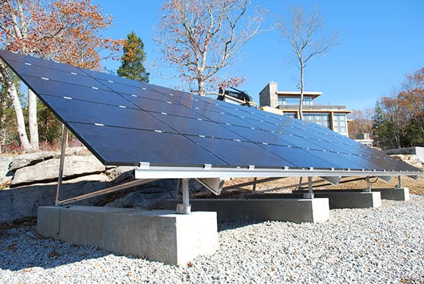 Commercial Solar Power Installer-Old-Lyme-CT