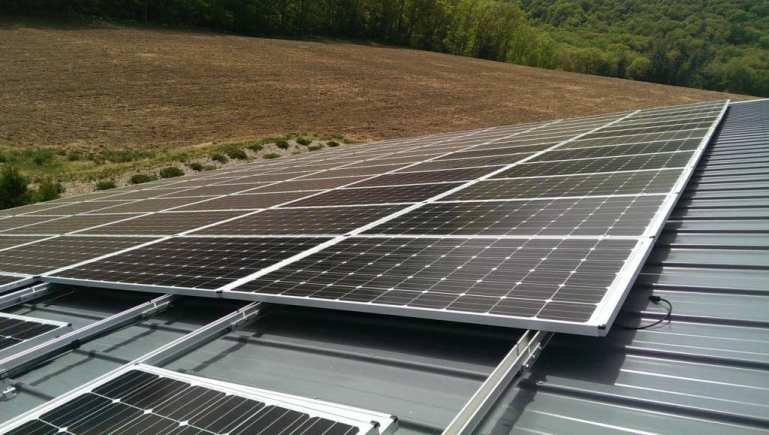 Commercial-Solar Power Systems Installer Connecticut