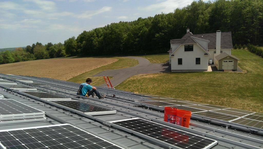 Commercial Solar-Installer-Hartford-County Connecticut