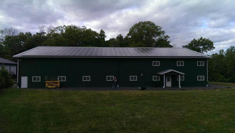 Maximum-Solar-Incentives Solar Power System Installer New Lond, Connecticut