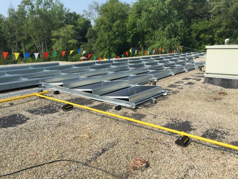 Commercial Solar-Racking Installers Connecticut