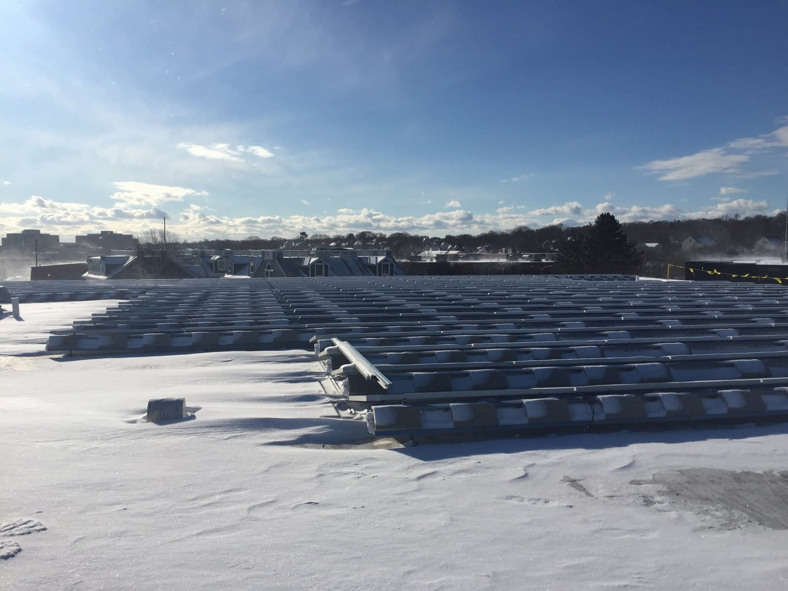 Commercial Solar Power System Installation Connecticut
