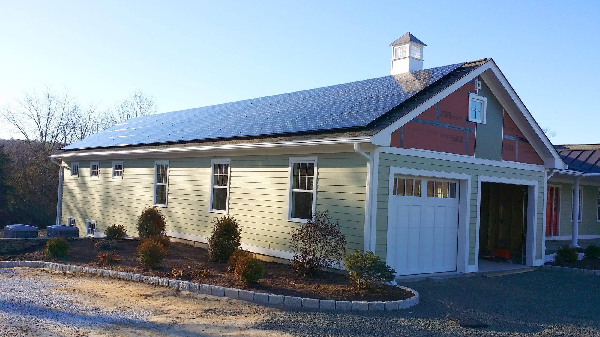 Residential-Solar-Installation-Bridgewater Connecticut