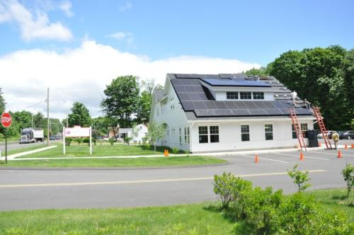 Commercial Solar Power for Business | Sun-Wind Solutions | Fairfield, CT
