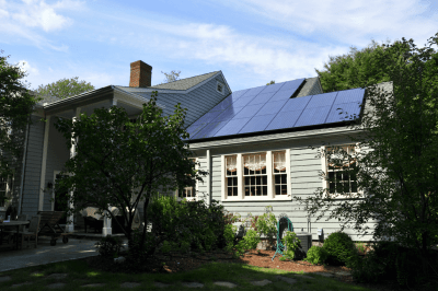 Home Solar Panel | Sun-Wind Solutions | Fairfield, CT