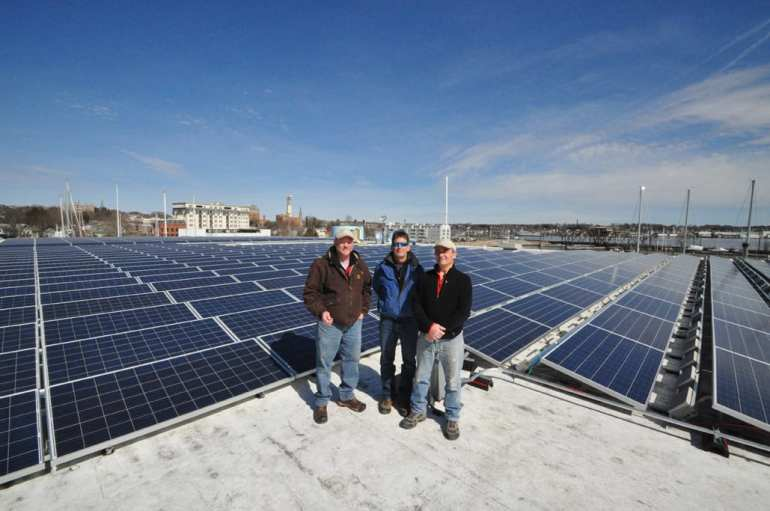 Commercial Solar Installers | Sun-Wind Solutions | Commercial Solar Company | Fairfield, CT