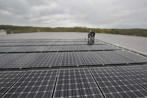 Commercial-Solar-Inspection Trumbull, CT
