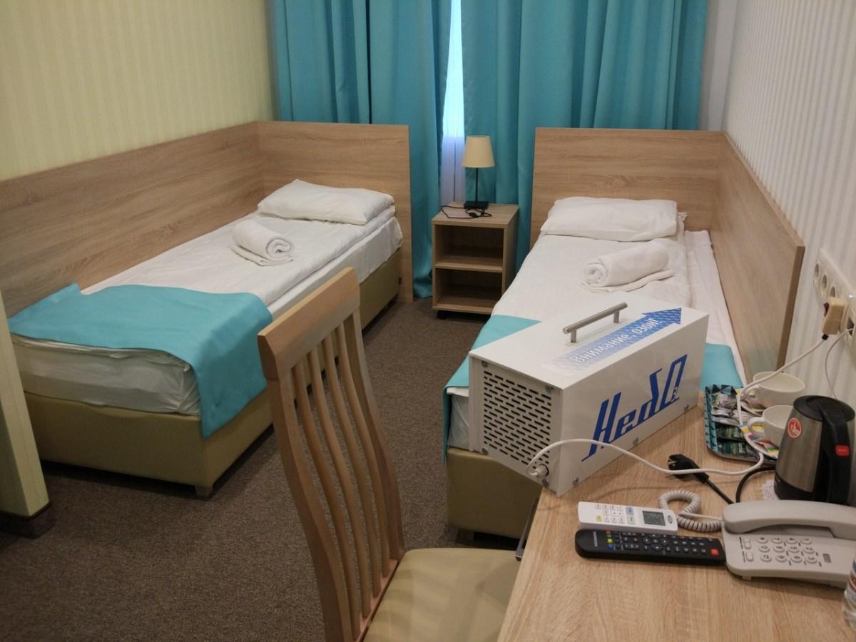 озонатор для гостиницы