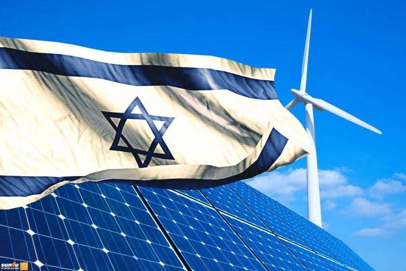 אנרגיה מתחדשת בישראל