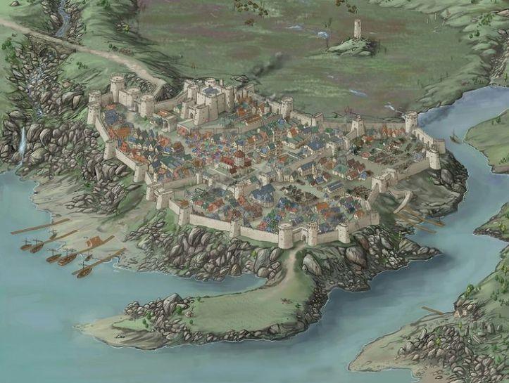 Несколько советов по созданию города, изображение №1