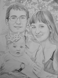 Портреты с фото на заказ, город Орел | ВКонтакте