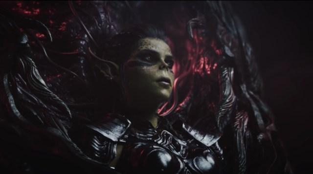 Одна из ключевых героинь Baldur's Gate 3 — гитианки