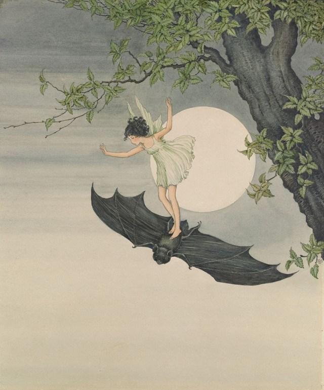 Иллюстрации для детских книжек от Айды Рентул-Аутуэйт (1888-1960)