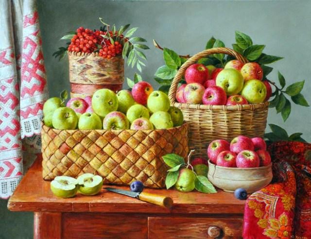 Яблоки для приворота