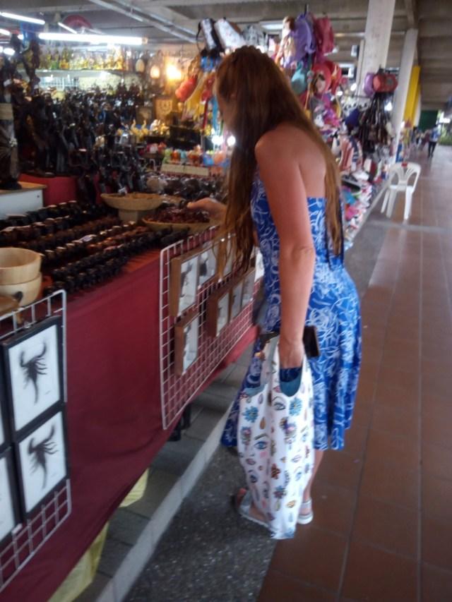 Паттайя, рынок у Амбассадора