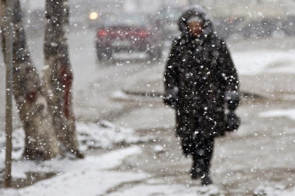 """МЧС продлило штормовое предупреждение в Прикамье до 7 декабря. """"По данным…"""