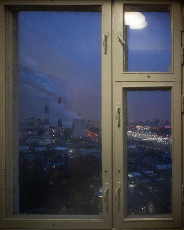 Россия в окнах