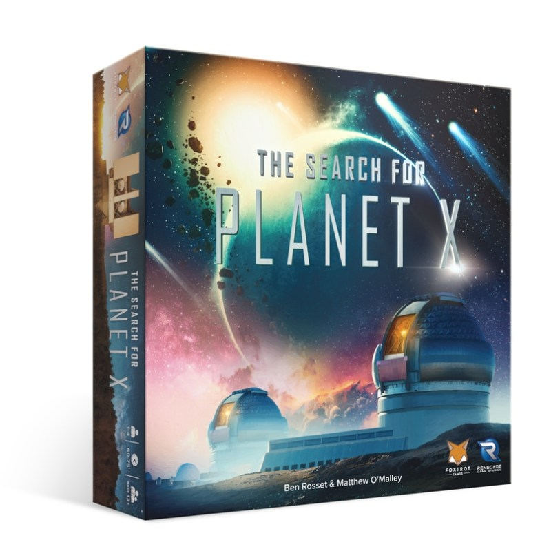 The Search for Planet X, изображение №1