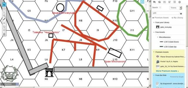 Citycrawl. Часть 1: Карта и генератор улиц, изображение №5