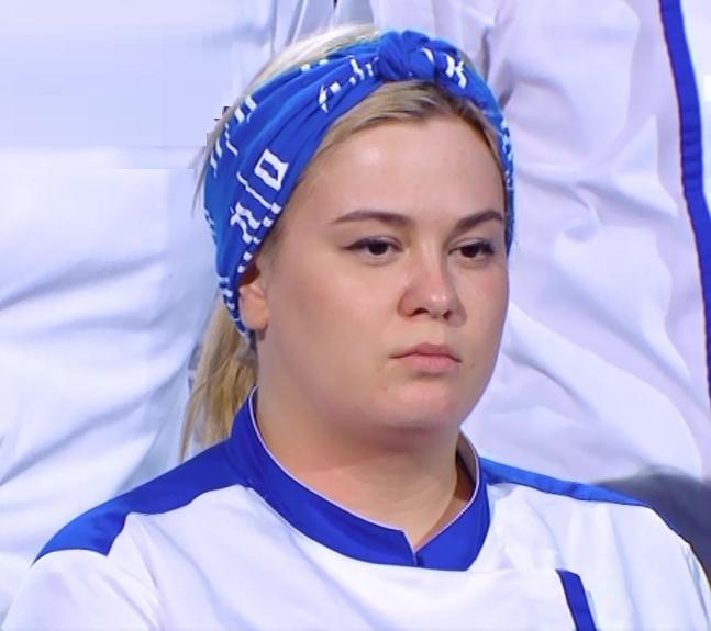 Ольга Шелекето из шоу Адская Кухня 4 сезон