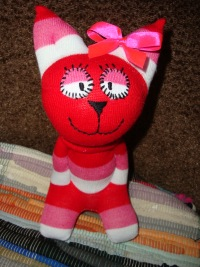 Забавные игрушки из носков | ВКонтакте