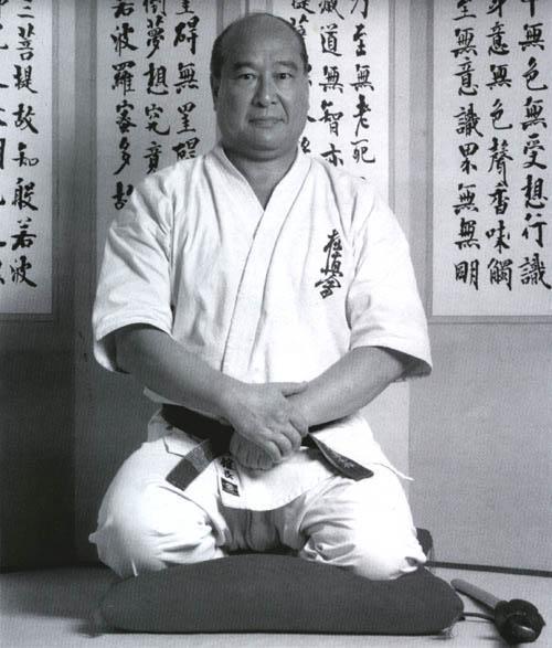 97 лет со дня рождения основателя Киокушинкай - Масутацу Оямы